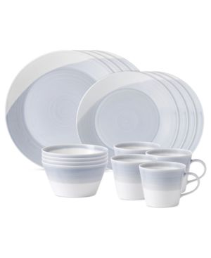 Royal Doulton 1815 Blue 16-pc. Dinnerware Set 837903