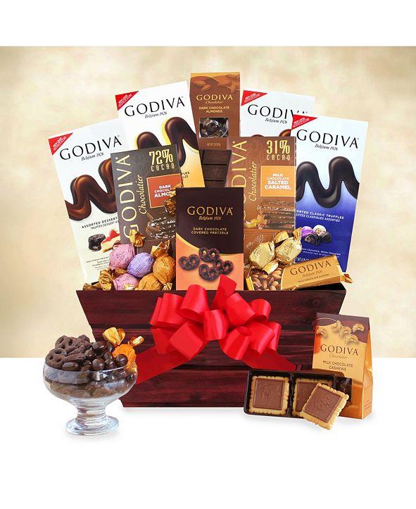 California Delicious California Delicious Godiva Gift Basket
