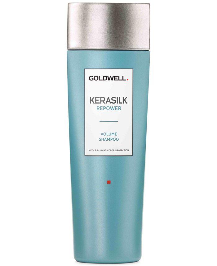 Goldwell - Kerasilk Repower Volume Shampoo, 8.5-oz.
