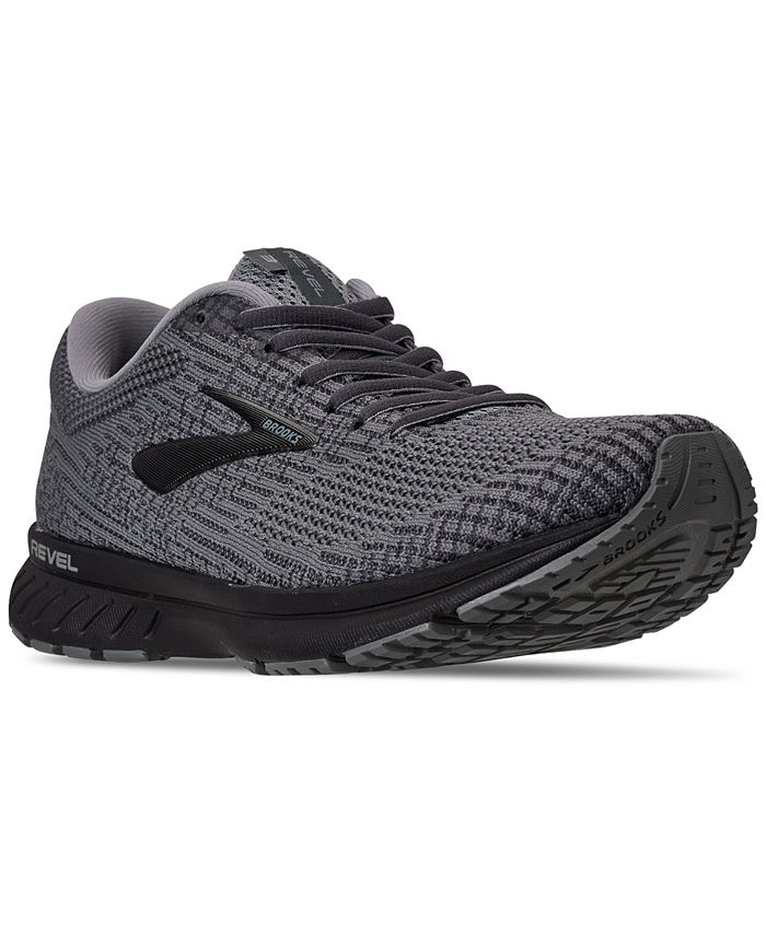 Brooks - Men's Revel 3 Running Sneakers from Finish Line