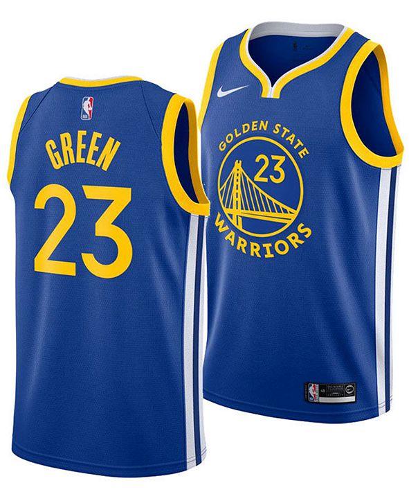 Nike Men's Draymond Green Golden State Warriors Icon Swingman Jersey