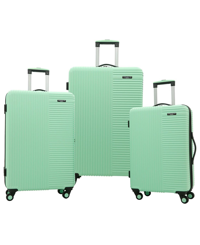 (75% OFF Deal) Basette 3-Pc. Hardside Luggage Set $99.99