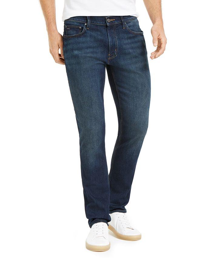 Michael Kors - Men's Parker Slim-Fit Stretch Jeans