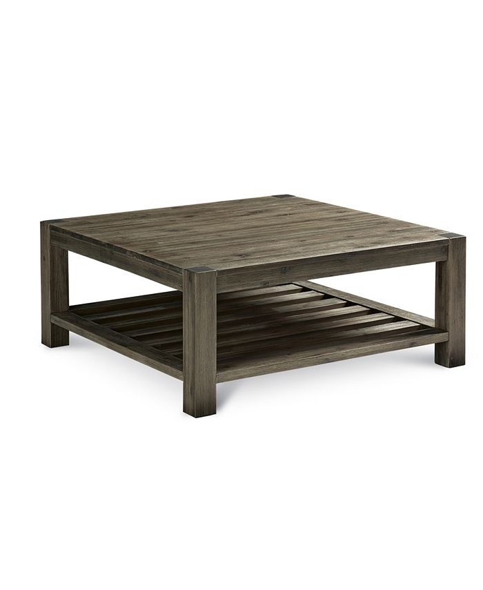 Furniture Canyon Coffee Table Created For Macy S Reviews Furniture Macy S