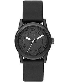 Skechers Women's Rosencrans Silicone Strap Watch 30mm