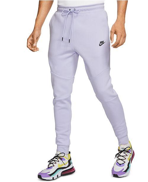Nike Men's Tech Fleece Joggers & Reviews - All Activewear ...