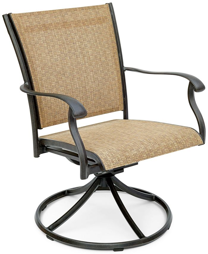 Furniture - Beachmont II Outdoor Swivel Rocker