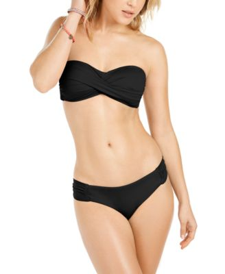 Twist Bandeau Bikini Top, Created for Macy's