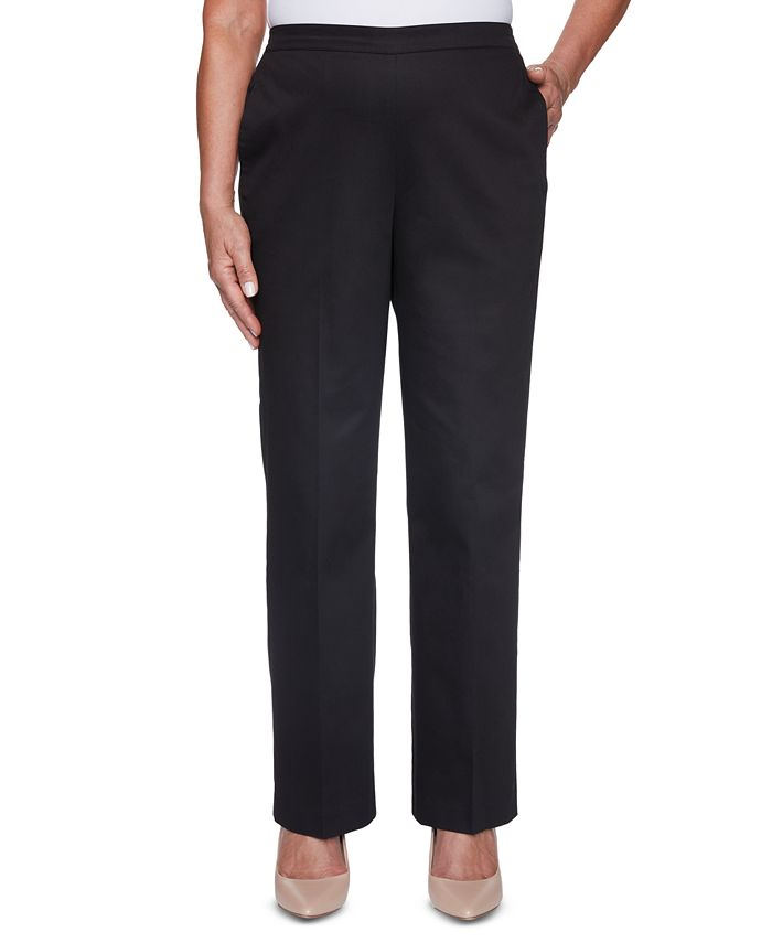Alfred Dunner - Twill Pull-On Pants