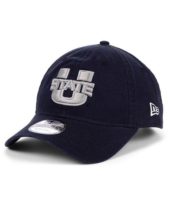 New Era Utah State Aggies Core Classic 9TWENTY Cap