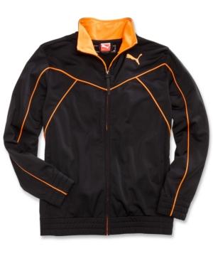 Puma Kids Jacket Boys Formstripe Jacket