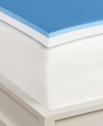 """Sealy 3"""" Surface Gel and Memory Foam Mattress Toppers"""