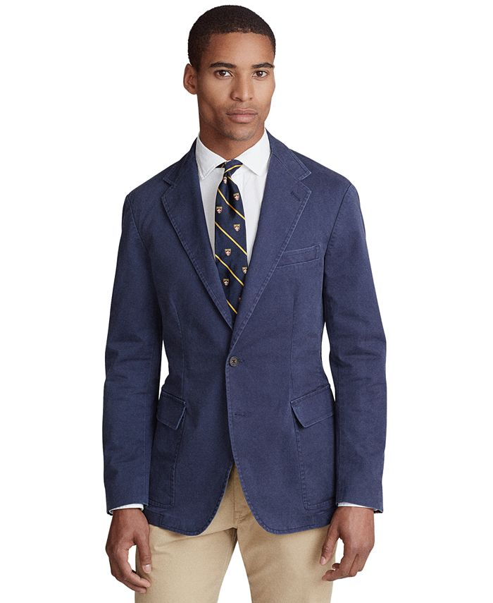 Polo Ralph Lauren - Men's Stretch Chino Sport Coat
