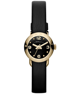 marc by marc s dinky black leather
