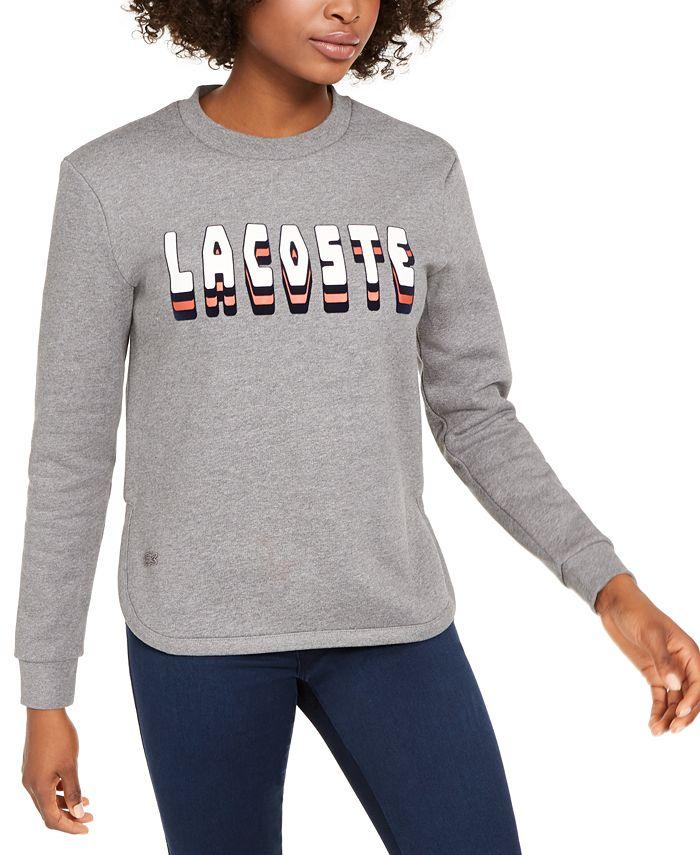 Lacoste - Brushed Fleece Logo Sweatshirt