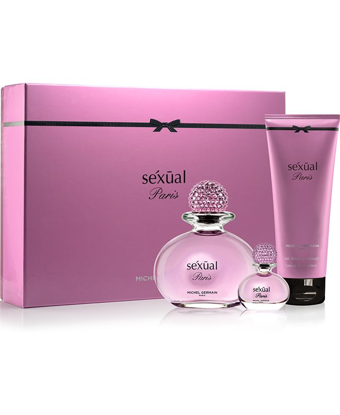Michel Germain - Sexual Paris Gift Set - A Macy's Exclusive
