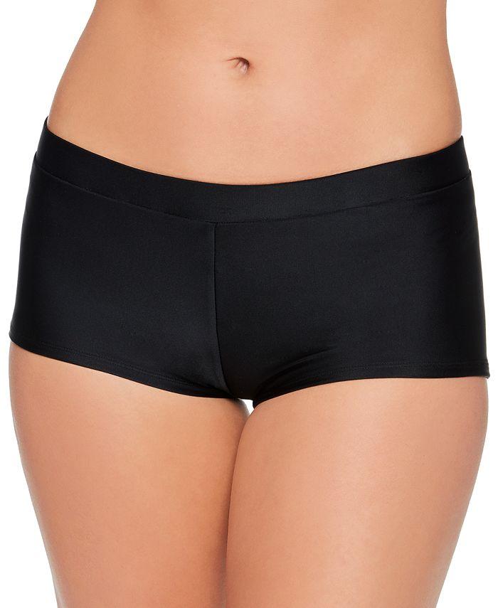 Salt + Cove - Juniors' Solid Swim Shorts