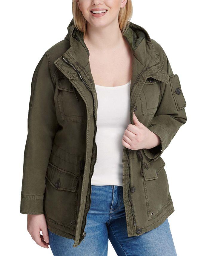 Levi's - Cotton Utility Jacket