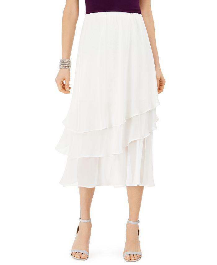 MSK - Tiered Skirt