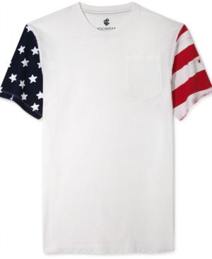 Rocawear TShirt Stars And Stripes Graphic TShirt