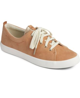Sailor Lace to Toe Leather Sneakers