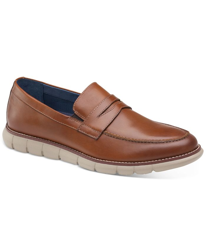 Johnston & Murphy - Men's Milson Casual Penny Loafers