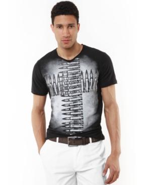 Marc Ecko Cut  Sew Shirt Mayhem Graphic TShirt