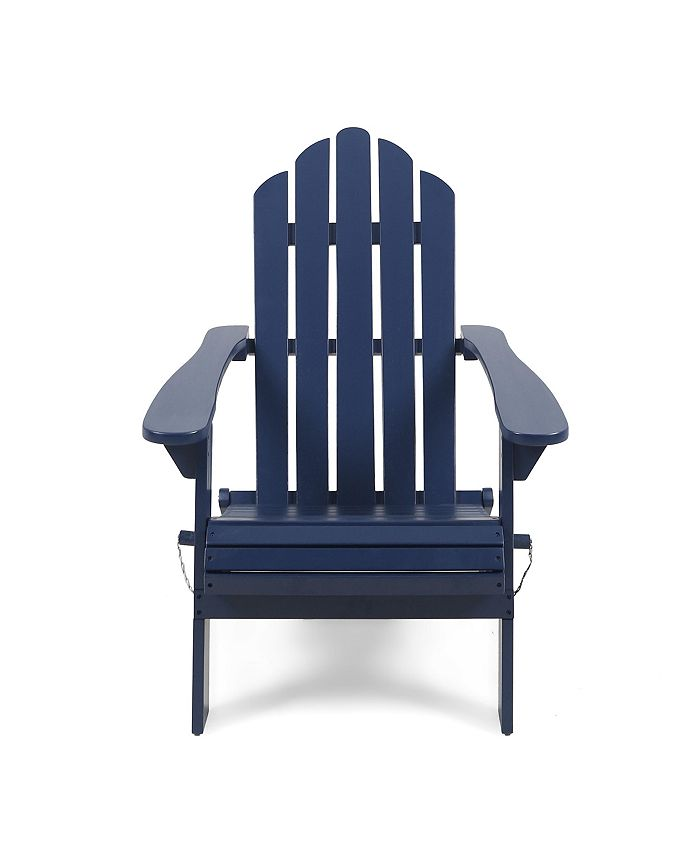 Noble House - Hollywood Outdoor Adirondack Chair