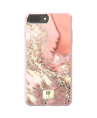 Pink Marble Gold Case for iPhone 6/6s, iPhone 7, iPhone 8 PLUS