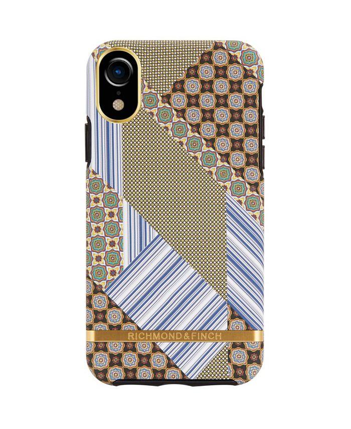 Richmond&Finch - Suite Tie Case for iPhone XR