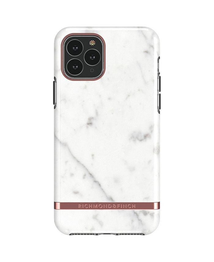 Richmond&Finch - White Marble Case for iPhone 11 PRO MAX