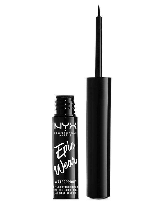 NYX Professional Makeup - Epic Wear Liquid Liner