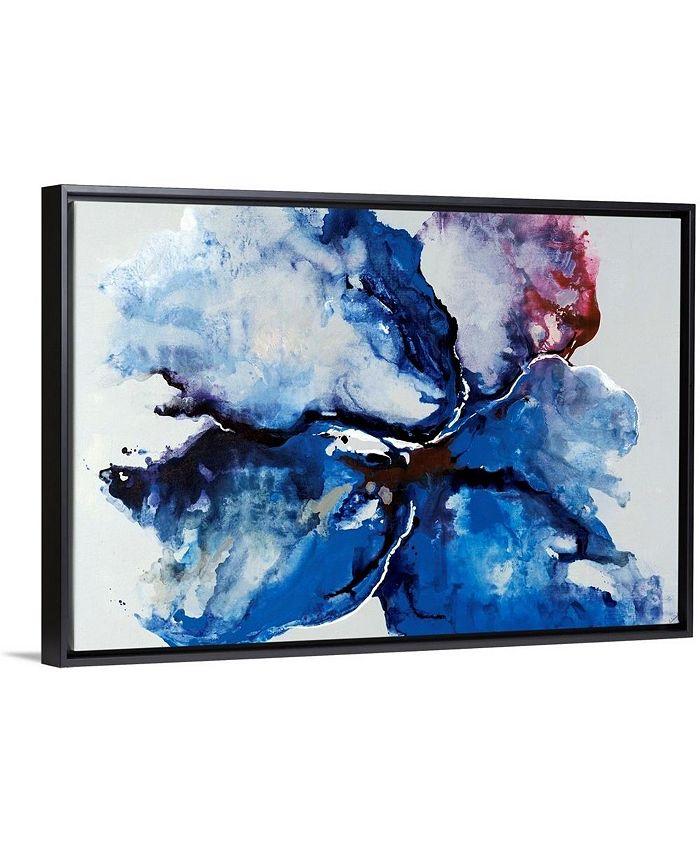"GreatBigCanvas - 30 in. x 20 in. ""Magic Pool"" by  Sydney Edmunds Canvas Wall Art"