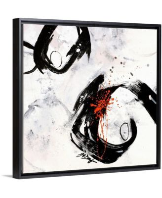 "24 in. x 24 in. ""Mantra I"" by  Farrell Douglass Canvas Wall Art"