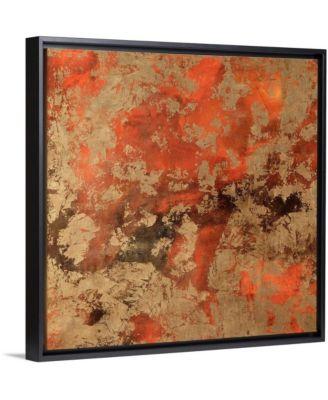 "36 in. x 36 in. ""Bhutan Silk I"" by  Jodi Maas Canvas Wall Art"