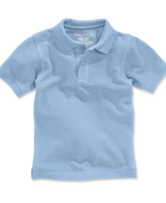 Image of Nautica Boys' Uniform Polo