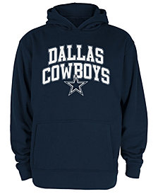 Outerstuff Big Boys Dallas Cowboys Fleece Hoodie