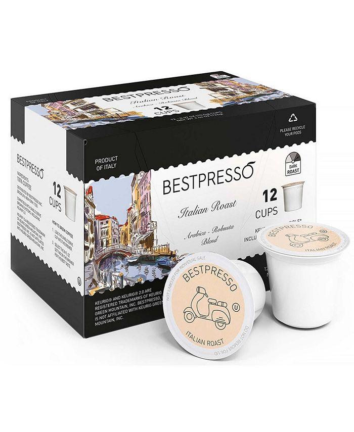 Bestpresso - Italian Flavor 96 Pods per Pack