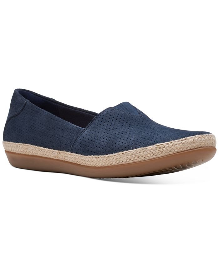 Clarks - Women's Danelley Sky Loafers