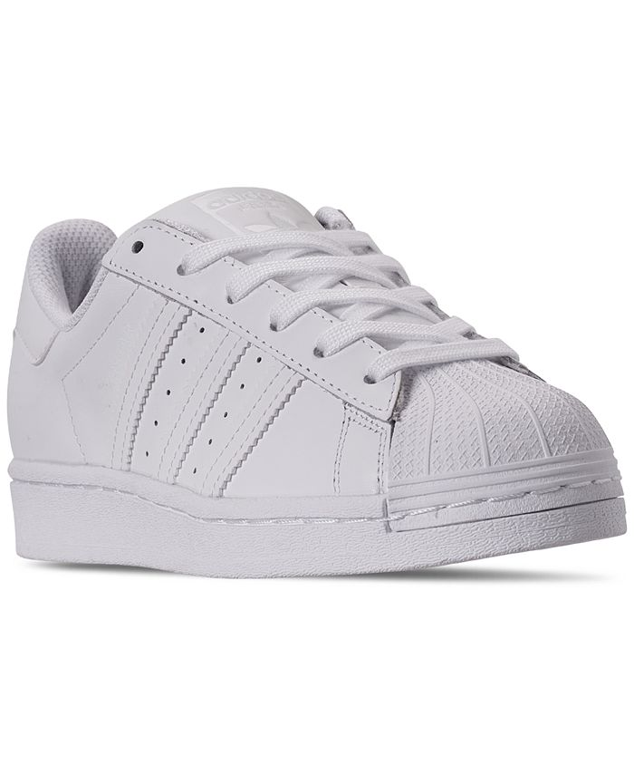adidas - Big Boys Superstar Casual Sneakers from Finish Line