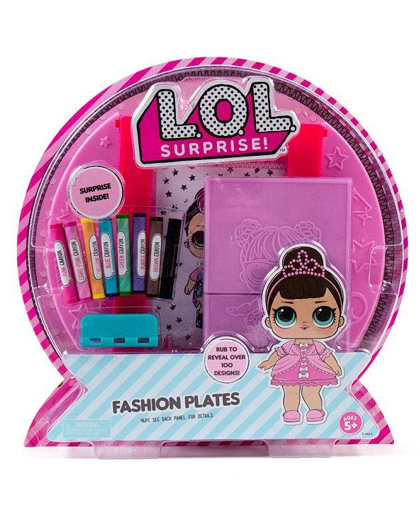 LOL Surprise! LOL Surprise Fashion Plates