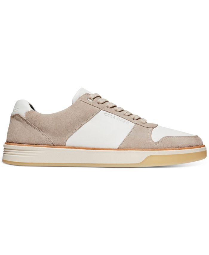 Cole Haan Men's Grand Crosscourt Crafted Sport Sneakers & Reviews - All Men's Shoes - Men - Macy's