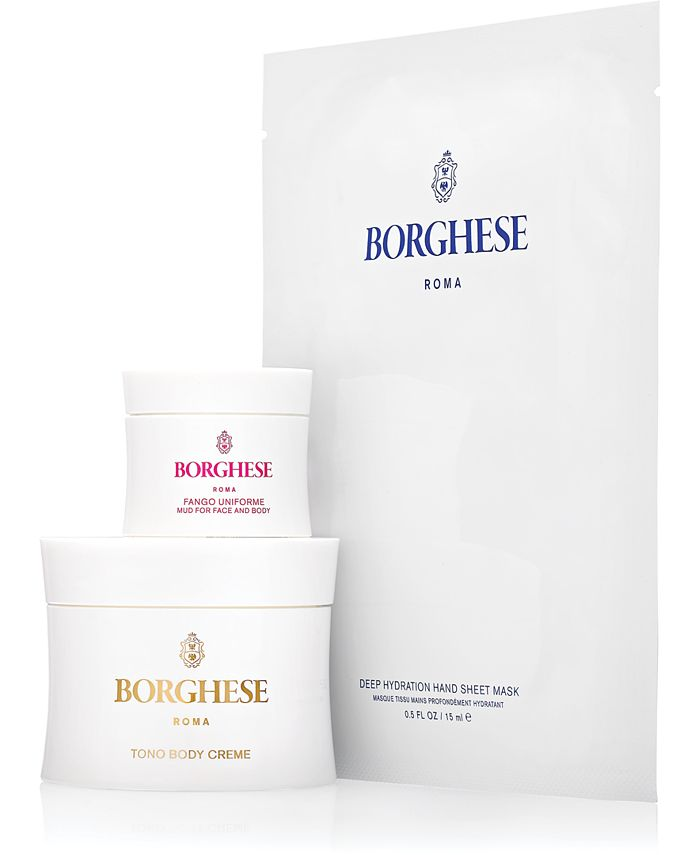 Borghese - 4-Pc. Love Your Body Gift Set