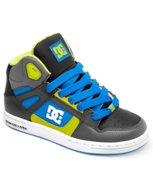 DC Shoes Kids Shoes Boys or Little Boys Rebound Sneakers