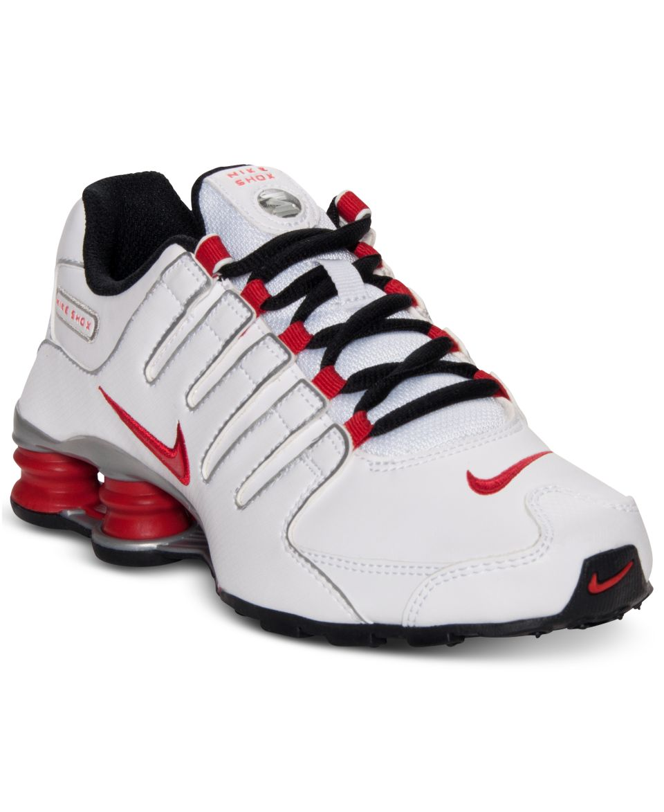 size 40 2bb24 b1d8e Nike Mens Shox R4 Running Shoes from Finish Line Finish Line Athletic Shoes  Men