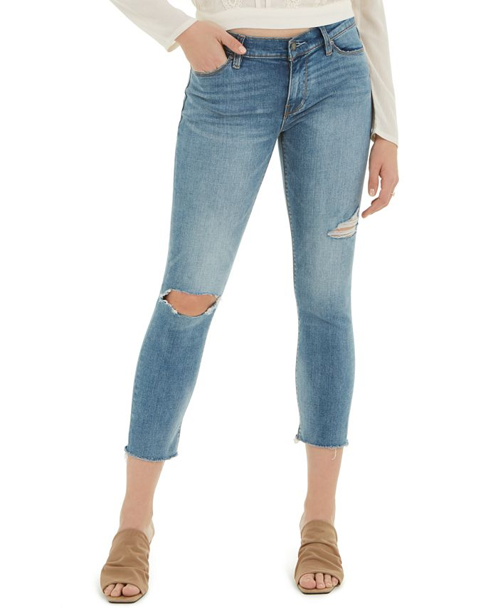 Hudson Jeans - Tally Skinny Ankle Jeans