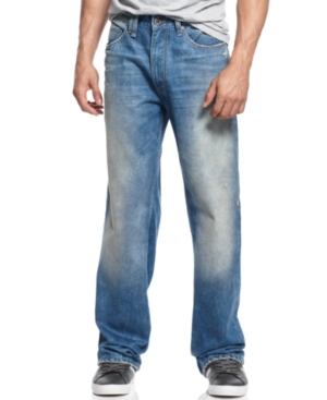 Sean John Jeans Selvedge Tape Jean Hamilton Jeans