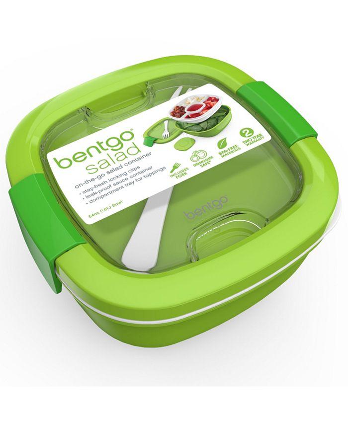 Bentgo - 54-Oz. Portable Salad Container