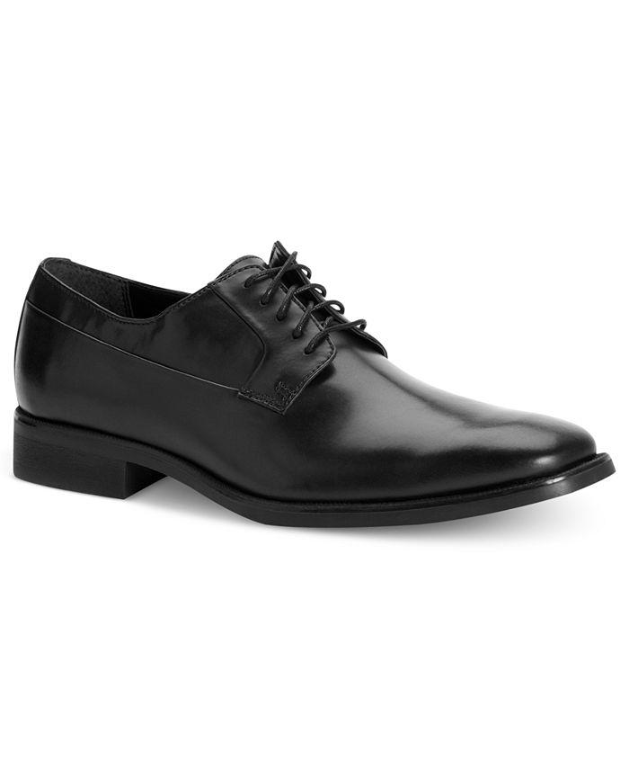 Calvin Klein - Men's Shoes, Edison Plain Toe Oxfords