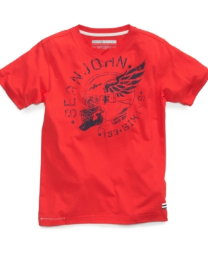 Sean John Kids TShirt Boys Anarchy Tee